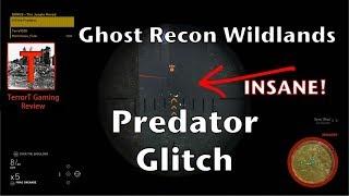Insane Ghost Recon Wildlands Predator Glitch