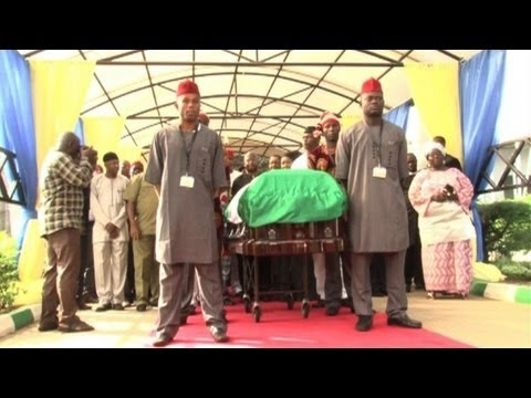 Tributes to Nigerian novelist Achebe ahead of funeral