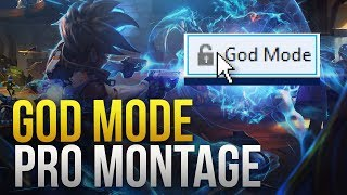 When Pros Activate GOD MODE - Overwatch Montage