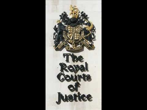 "Royal Courts of Justice: Audio Data ""Lost"""