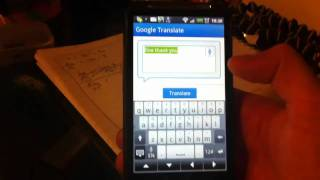 Google Translate Conversation Mode in action | Abcmsaj