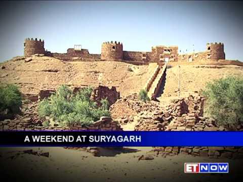 Weekend Mantra: Visit To Suryagarh, Jaisalmer