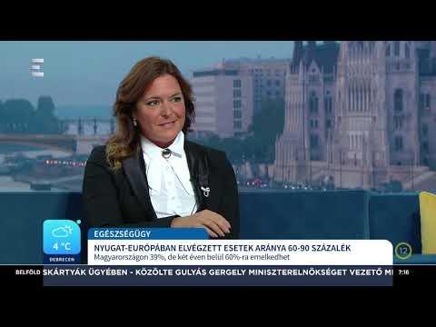 Húsz helyen lesz egynapos ellátórendszer Magyarországon - Vitályos Eszter - ECHO TV