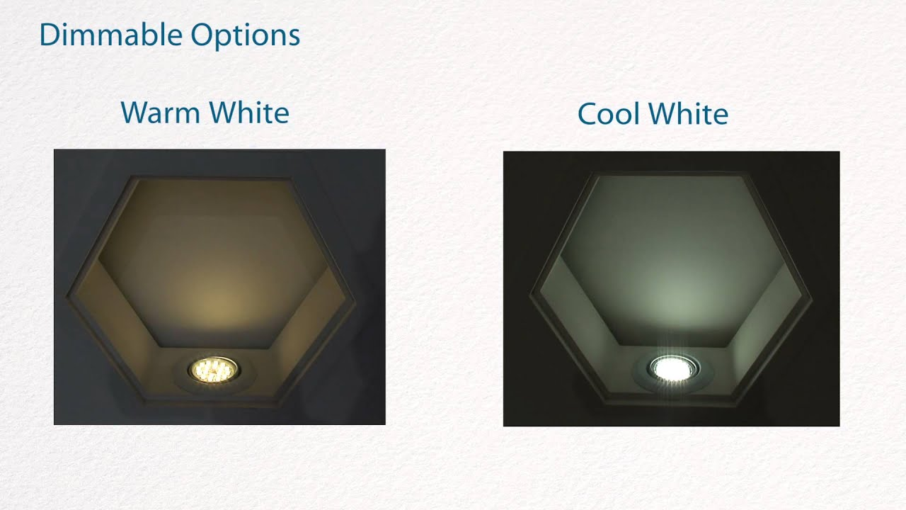 Cool White Led Bulbs White vs Cool White Led