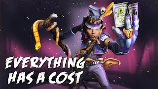 EVERYTHING HAS A COST (SingSing Dota 2 Highlights #1546)