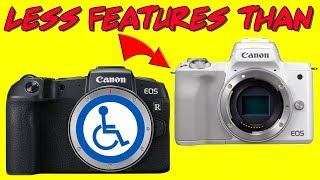 Canon EOS RP: A Full Frame M50 But More Crippled