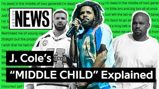 J Cole S Middle Child Explained Song Stories