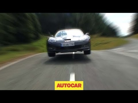 Corvette Stingray  Drive on What S The Corvette Zr1 Chasing  By Autocar Co Uk