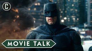 Ben Affleck Looking to Segue Out of Batman? - Movie Talk