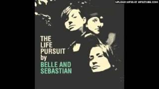 Watch Belle  Sebastian The Blues Are Still Blue video