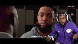 FRUSTRATIONS WITH MY HEAD COACH! NBA 2K20 MyCareer Ep 2