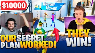 I WON Lachlan's $10 000 Fortnite Fashion Show World Cup! ft. Ali-A (Fortnite Battle Royale)