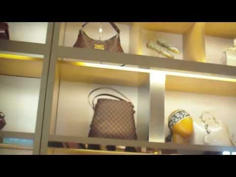 Louis Vuitton Bags, Bikini, Shoes  Spycam 2011