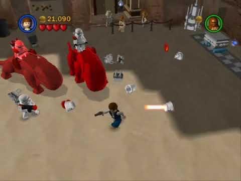 LEGO Star Wars II Campaign Part 3, Segment 2