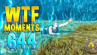 PUBG FUNNY/WTF MOMENTS EP 644