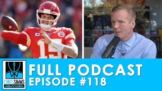 Mahomes' epic run, 49ers roll Packers & Super Bowl preview | Chris Simms Unbuttoned (Ep. 118 FULL)