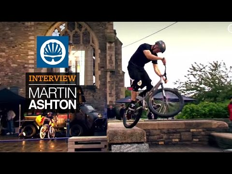 Martyn Ashton - Trials and Stunt riding interview