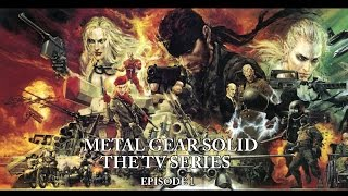 Metal Gear Solid 3 The TV Series: Episode 1 - Virtuous Mission Pt 1