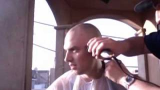 bald for st baldricks