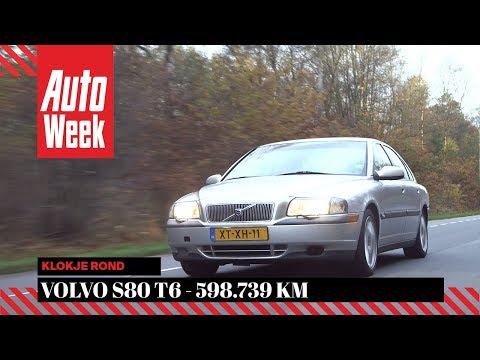 Volvo S80 T6 - 1999 - 598.739 km - Klokje Rond