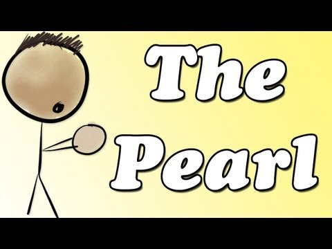 The Pearl By John Steinbeck (review) - Minute Book Report video