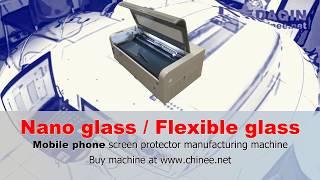 Oman iPhone screen protector machine