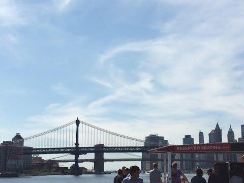 Circle Line Cruise around Manhattan New York 9-6-2015