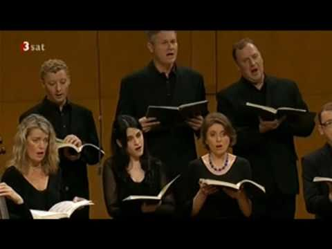 Бах Иоганн Себастьян - O Caput Cruentatum