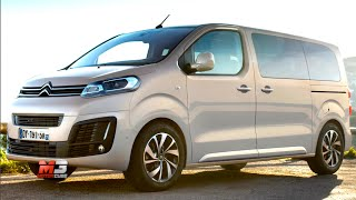NEW CITROEN SPACETOURER 2017 - FIRST TEST DRIVE