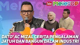Download Lagu Dato' AC Mizal cerita pengalaman jatuh dan bangun dalam industri Gratis STAFABAND