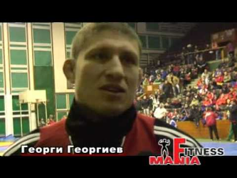 "SAMBO BULGARIA 2010 ( 1 part )  - ""Fitness Mania"" TV SHOW"