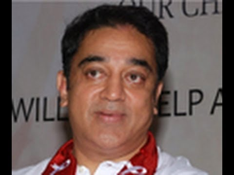 Governor honours Kamal Haasan
