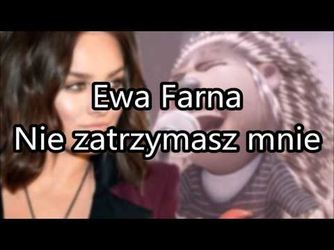 Ewa Farna - Nie zatrzymasz mnie - Sing! (Lyrics Video)