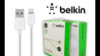 Кабель Belkin для Iphone, Ipad