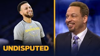 Steph Curry has the opportunity to add to his legacy in Game 3 — Chris Broussard | NBA | UNDISPUTED