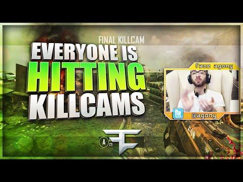 EVERYONE IS HITTING KILLCAMS!! (BO2 Clips & Funny Moments)