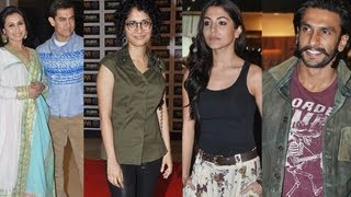 Talaash - Talaash Movie Premiere - Uncut