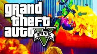 GTA 5 PC - Salty Pretzels!! (GTA 5 Funny Moments and Races!)