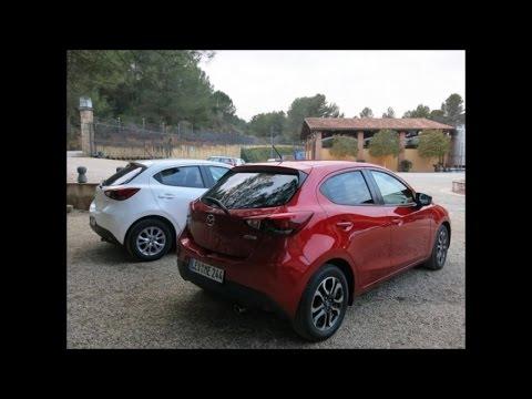 Presentación europea nuevo Mazda 2 2015
