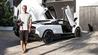 THE LAMBO SOUNDS GOOD  | VLOG 102