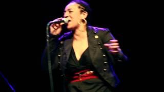 Festival Voces pola Paz. Mayka Edjole, Maika Sitte, Desiree Diouf & The Soul Jazz Beat