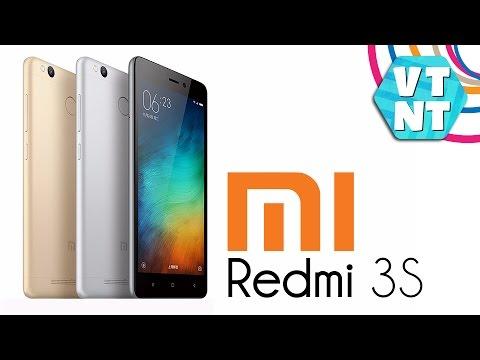 Xiaomi Redmi 3S ОБЗОР