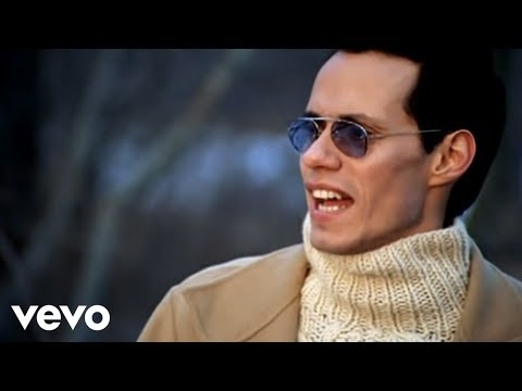 Marc Anthony - You Sang To Me Music Videos