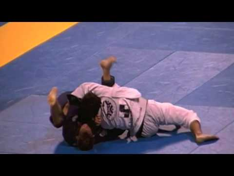 Lucas Leite Half Guard Sweep Mundials Image 1