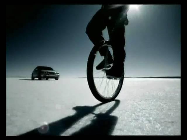 BMW Brand Image Unicycle Hu