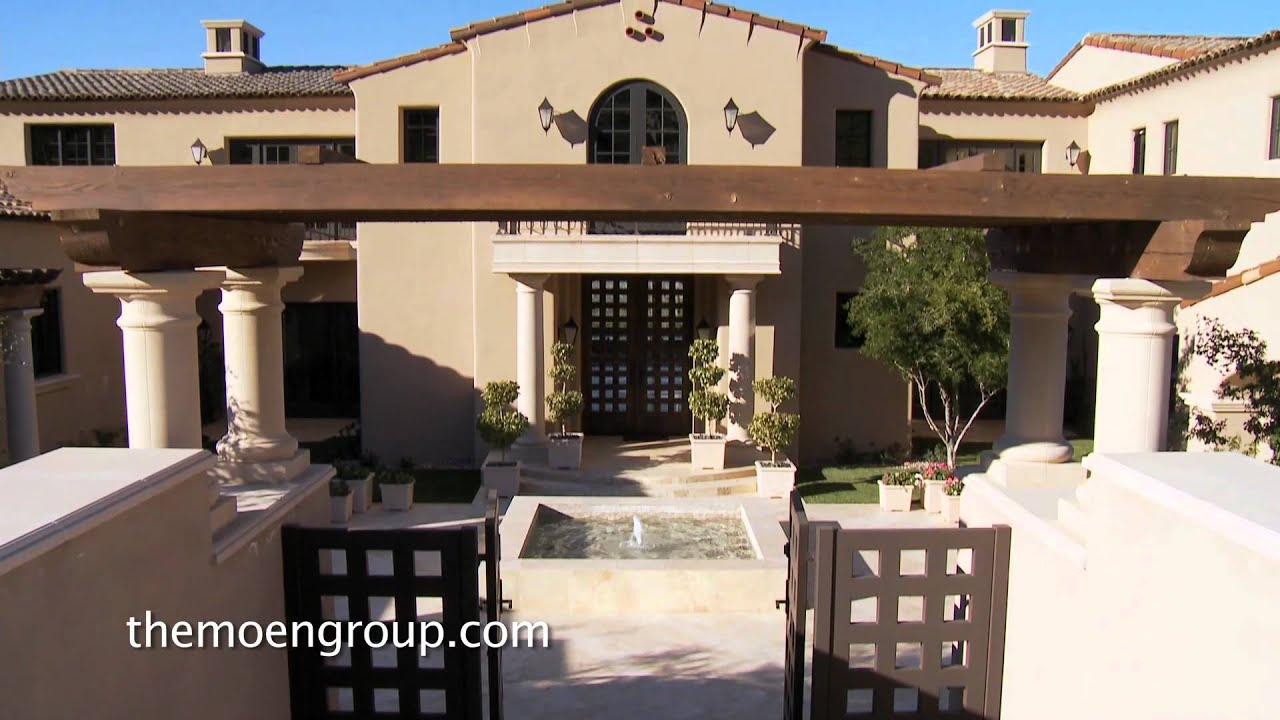 10 5 million dollar luxury homes scottsdale az as seen Luxury home builders usa