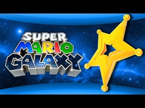 """Lunch Star!"" — Super Mario Galaxy #6"