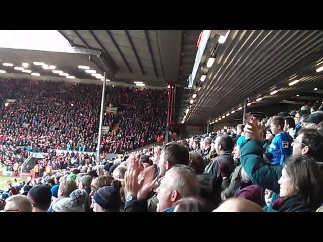 Liverpool v Oldham Athletic