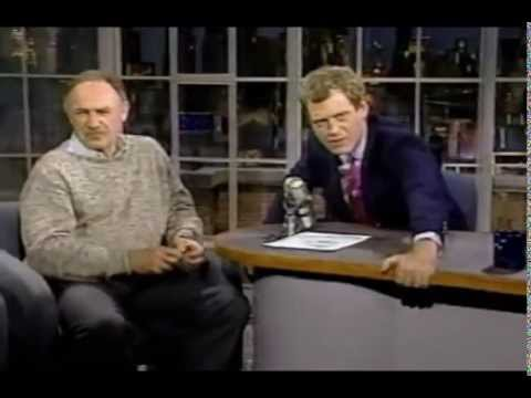 1988 - Gene Hackman, Why He Joined the Marines