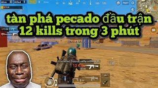 PUBG Mobile - Sức Mạnh Của AKM Trong Thành Phố | Ấp Ủ Phá Kỉ Lục 35 Kills